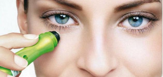 علاج السواد حول العينين