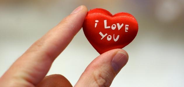 الفرق بين الحب والمحبة