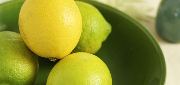 خلطة الجلسرين والليمون