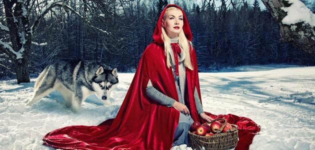 قصة ذات الرداء الأحمر قصة ليلى و الذئب Youtube