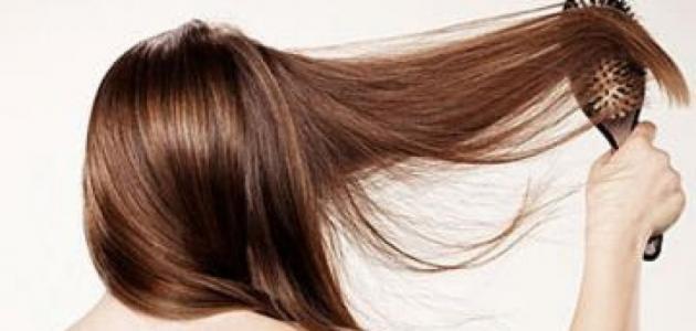 تنعيم الشعر وتطويله