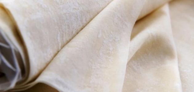 طريقة استخدام عجينة البف باستري الجاهزة