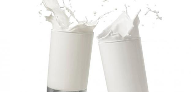 أضرار شرب الحليب