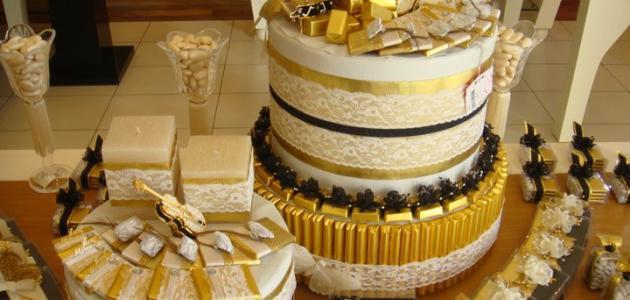 أفكار هدايا للعروس