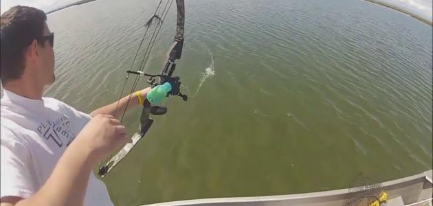 الصيد بالقوس