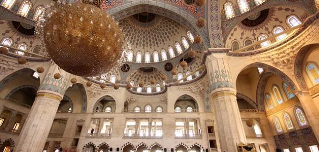 خصائص العمارة الإسلامية