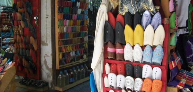 الصناعة التقليدية في فاس