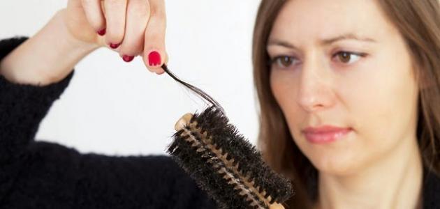 أفضل حل لتساقط الشعر