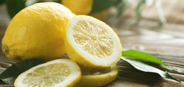 أضرار الليمون الحامض
