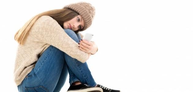 أعراض الحالة النفسية عند المراهقين