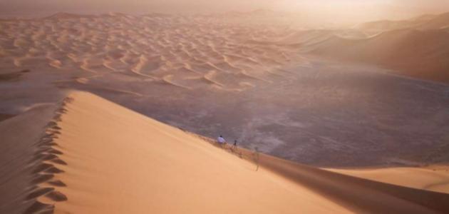 المظاهر الطبيعية في دولة الإمارات
