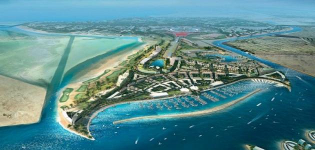جزيرة ياس السياحية