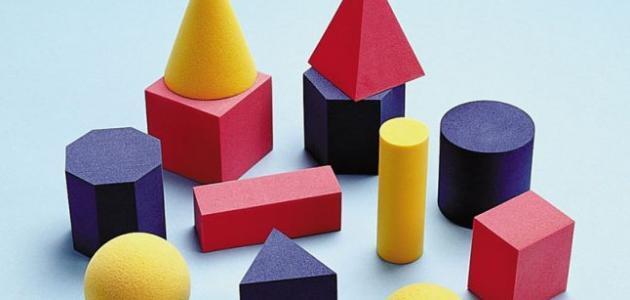 الأشكال الهندسية وخواصها