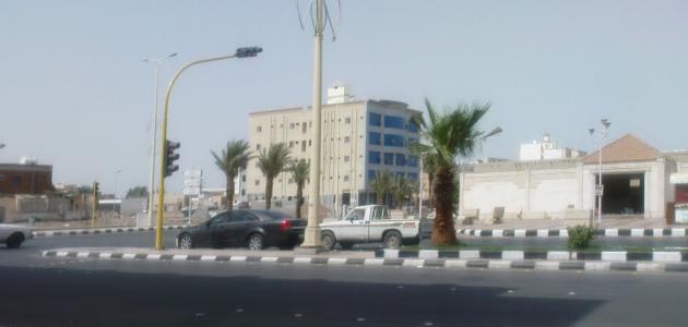 محافظة رابغ