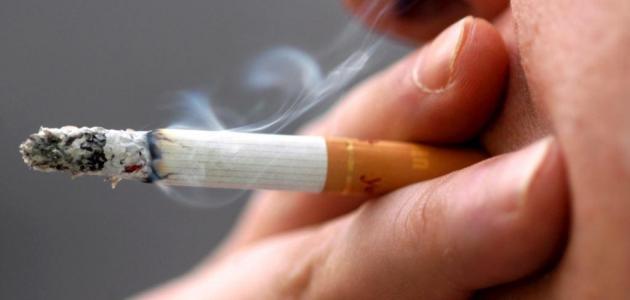 مقال اجتماعي عن التدخين