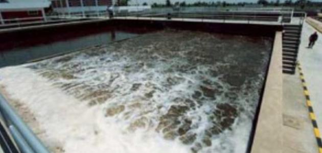 محطات تصفية المياه