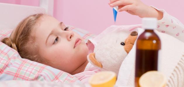 علاج السخونة عند الأطفال بالخل