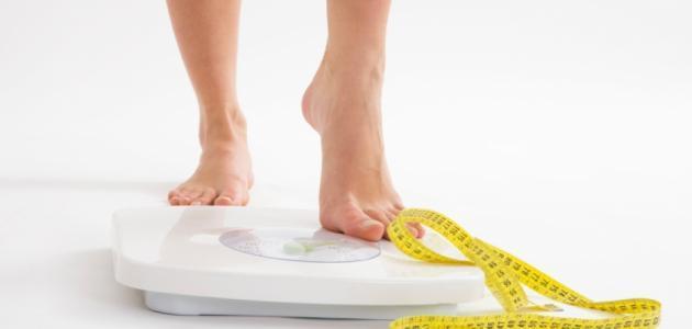 أسباب نقص الوزن بدون رجيم