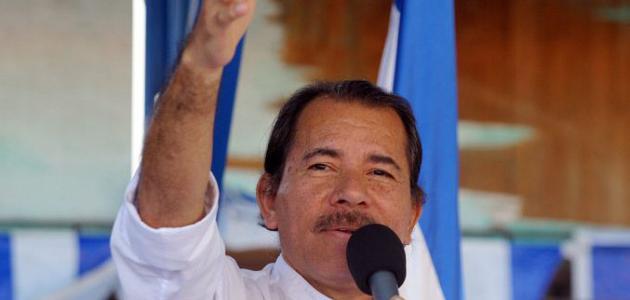 اسم رئيس نيكاراغوا