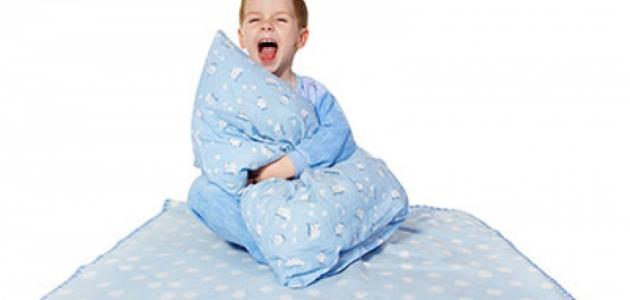 أسباب تبول الأطفال أثناء النوم