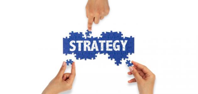 أدوات التحليل الإستراتيجي