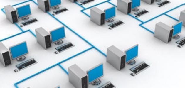 شبكات الحاسوب وأنواعها