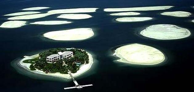 جزر العالم في دبي