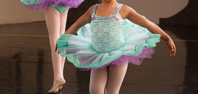تعليم رقص الباليه