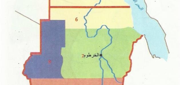 تقسيم العالم العربي