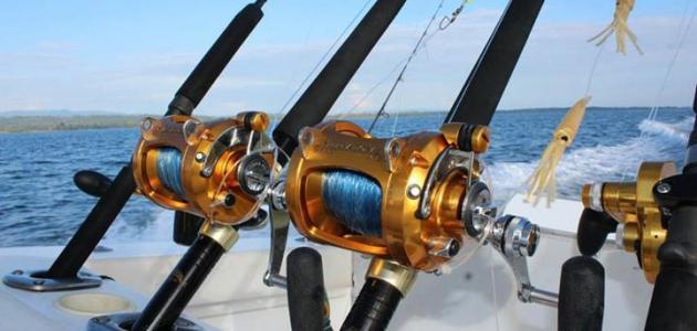 الصيد بالصنارة