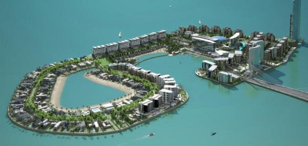 جزيرة الريف بالبحرين