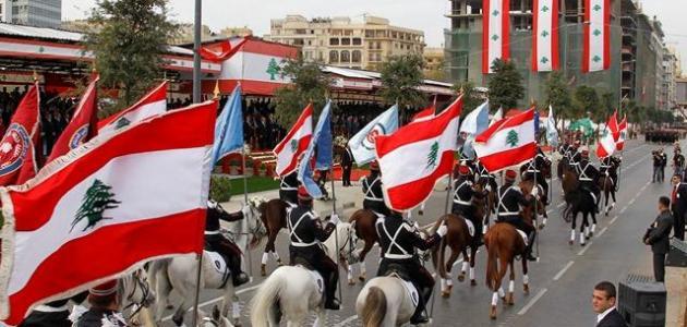 العيد في لبنان