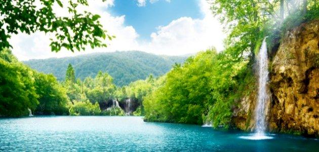 دورة الماء في الطبيعة