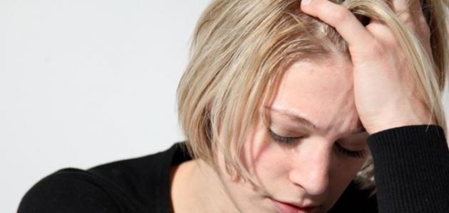 أسباب الاكتئاب عند النساء