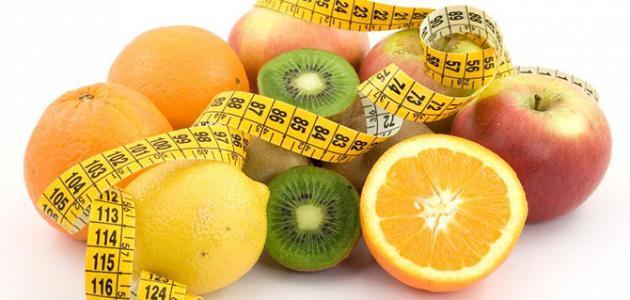 نظام غذائي لإنقاص الوزن بسرعة