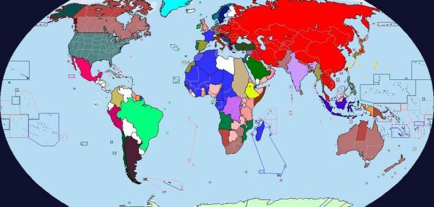 من هم دول الاتحاد السوفيتي