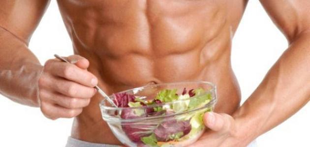 أفضل رجيم صحي لحرق الدهون
