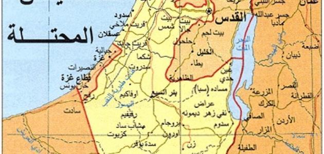 عدد محافظات فلسطين