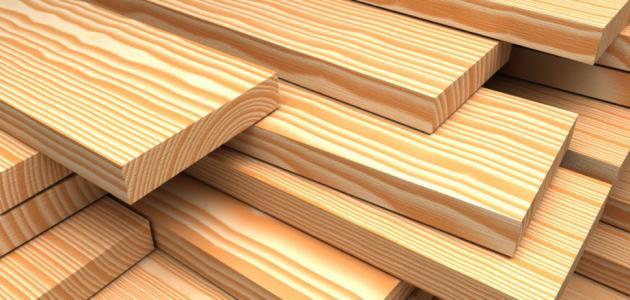 استخدامات الخشب