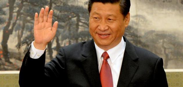 اسم رئيس الصين