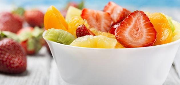أفضل فاكهة لحرق الدهون