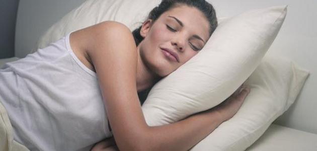 أسباب الخمول والنوم