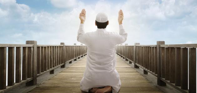 من صفات عباد الرحمن