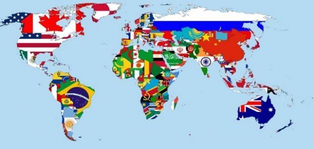كم عدد الدول العربية الآسيوية