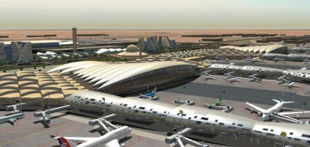 عدد مطارات السعودية