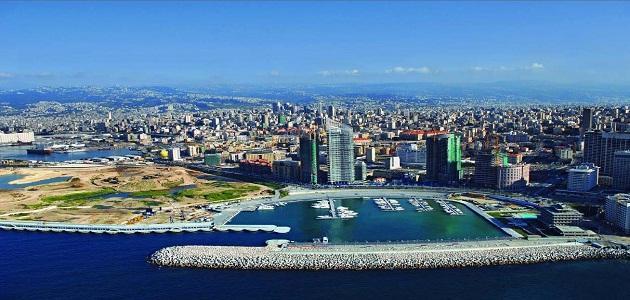 عدد محافظات لبنان