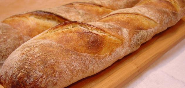 طريقة صنع الخبز الفرنسي