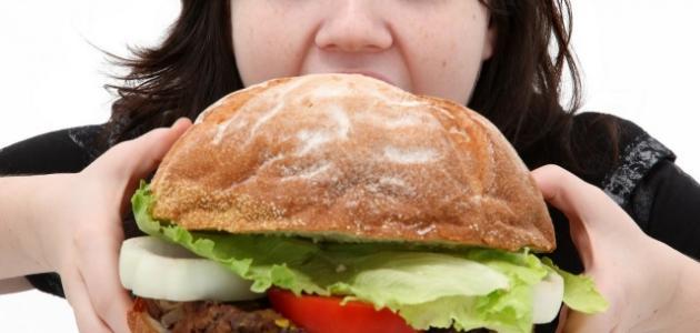 أسباب الجوع الشديد