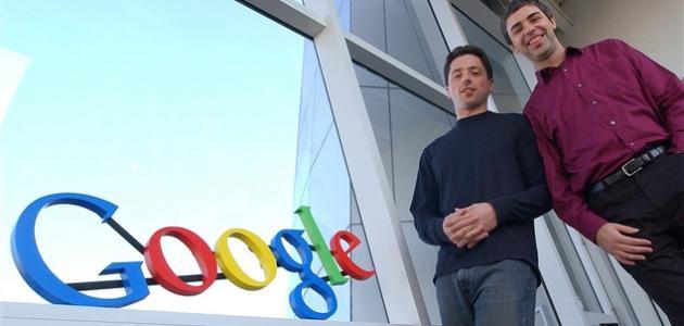 من صاحب جوجل