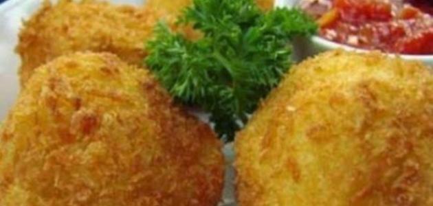 طريقة عمل مقبلات البطاطس